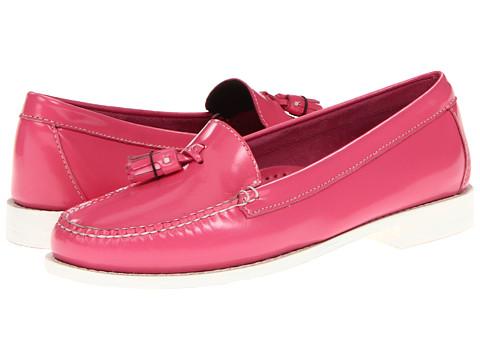 Pantofi Bass - Ventura-2 - Fusion Pink Full Grain Leather