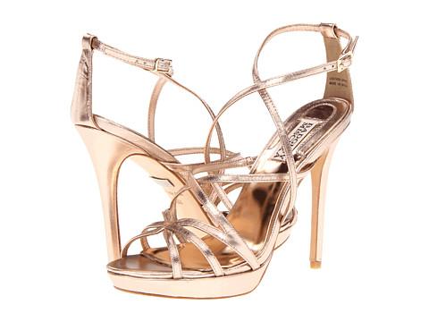 Pantofi Badgley Mischka - Adonis II - Rose