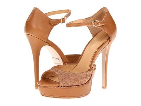 Pantofi Badgley Mischka - Colby - Caramel