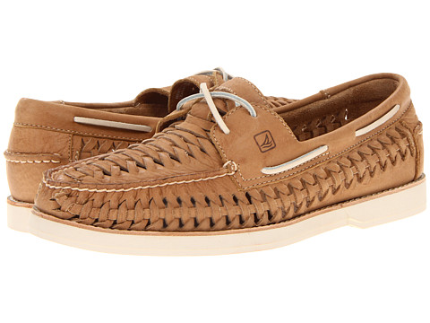 Pantofi Sperry Top-Sider - Seaside 2-Eye Woven - Tan
