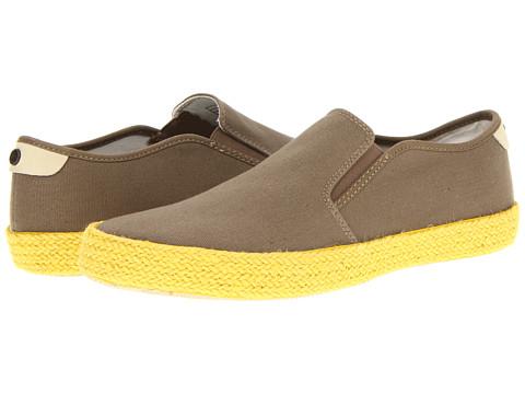 Pantofi Original Penguin - Espy Canvas - Brindle/Blazing Yellow