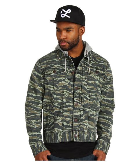 Jachete L-R-G - OG Army Jacket - Tiger Camo