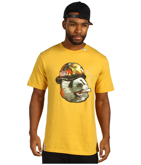Tricouri L-R-G - Pandemic Tee - Warrior Yellow