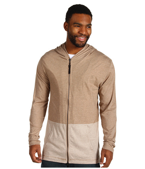Bluze Insight Apparel - Primetime Hoodie - Coco Marled