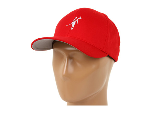 Sepci Toes on the Nose - Shadowman Flexfitî Hat - Red