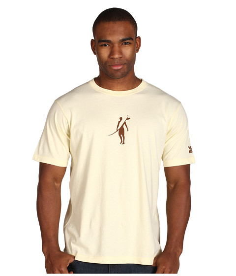 Tricouri Toes on the Nose - Dawn Patrol T-Shirt - Butter