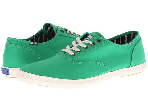 Adidasi Keds - Champion Solid Army Twill - Bright Green