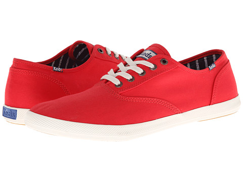 Adidasi Keds - Champion Solid Army Twill - Red SP14