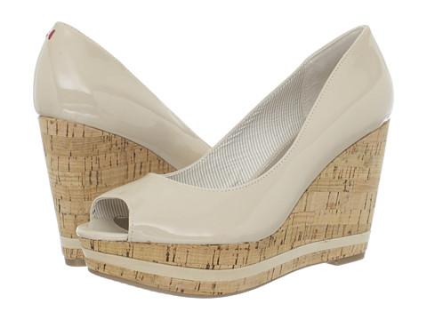 Pantofi Tommy Hilfiger - Sade 2 - Light Natural