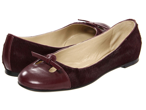 Balerini Marc Jacobs - MJ19033 00060 371 - Sandy L. Calf/Bordo Pony