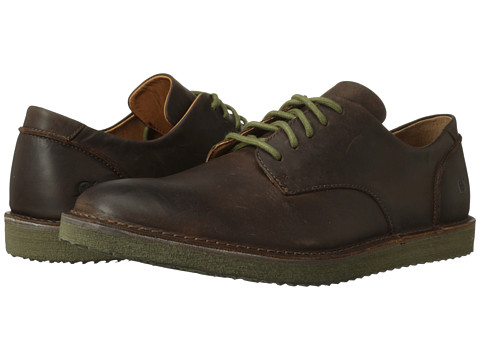 Pantofi Born - Thayer - Mink (Brown) Full Grain Leather