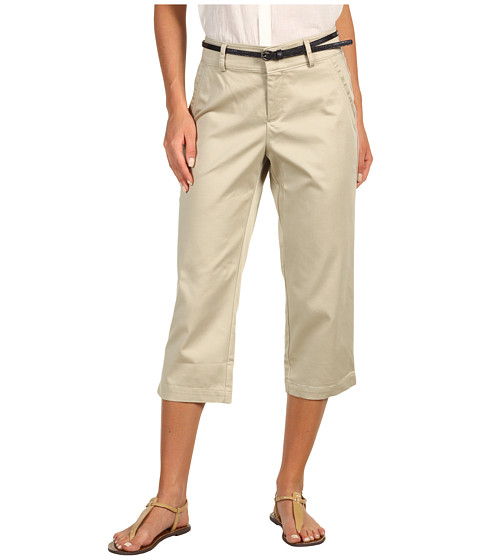 Pantaloni Dockers - Belted Capri w/ Hello Smooth - Feather