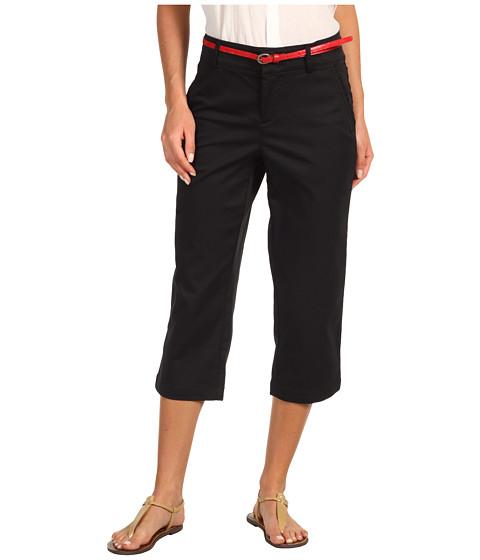 Pantaloni Dockers - Belted Capri w/ Hello Smooth - Black