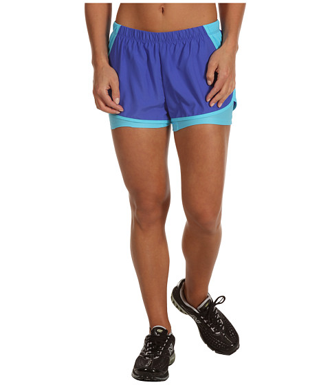 Pantaloni New Balance - Momentum 2 In 1 Short - Dazz Blue