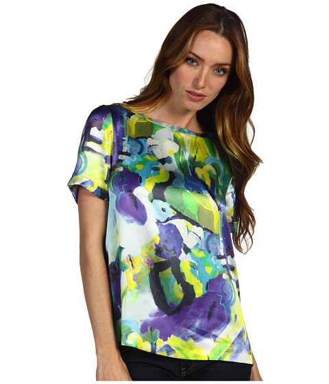Tricouri Kate Spade New York - Denisa Top - abstract iris