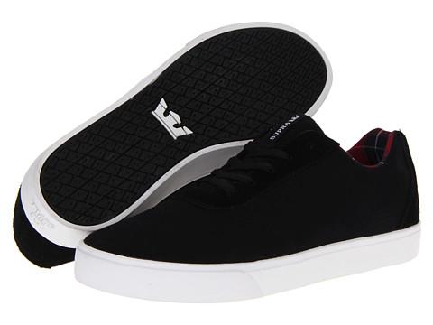 Adidasi Supra - Strike - Black/White
