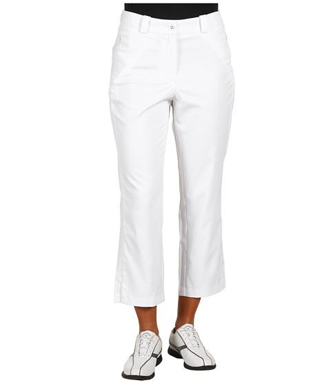 Pantaloni Nike - Classic Rise UV Crop Pant - White