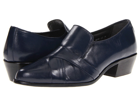 Pantofi Stacy Adams - Soto - Navy Kidskin