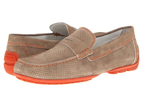 Pantofi Geox - U Monet 22 - Antelop