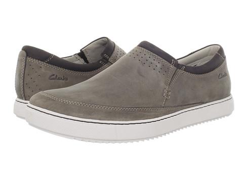 Pantofi Clarks - Niven Free - Olive Nubuck