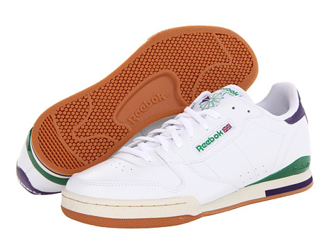 Adidasi Reebok - Phase 1 R13 - White/Glen Green/Grape Soda/Paper White