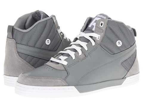 Adidasi Reebok - SH Majestic Mid - Flat Grey/Flat Grey/White