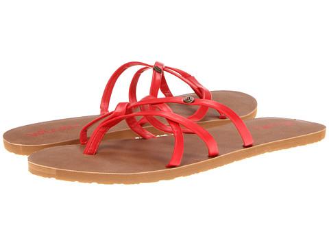 Sandale Volcom - New School Sandal \13 - Red