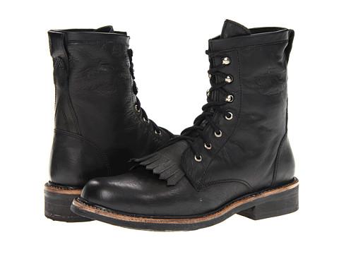 Ghete Steve Madden - Bartonn - Black Leather