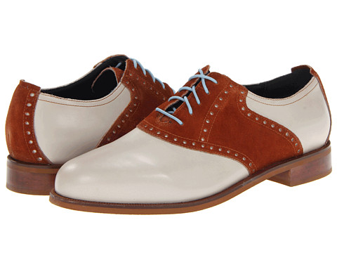 Pantofi Cole Haan - Carter RBR Saddle - Pavement/Woodbury/Reservoir Suede