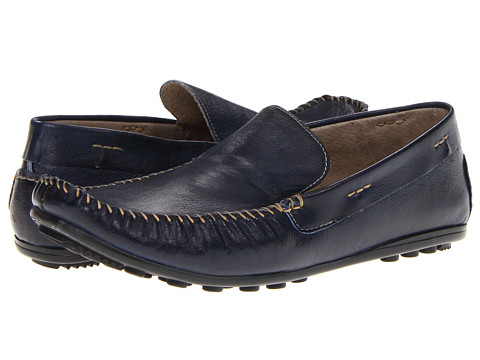 Pantofi Steve Madden - Kronos - Navy Leather