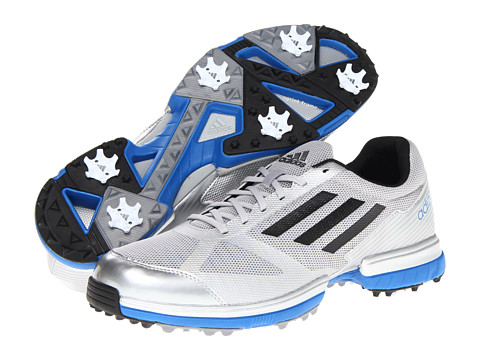 Adidasi adidas - adiZERO Sport - Metallic Silver/Black/Prime Blue