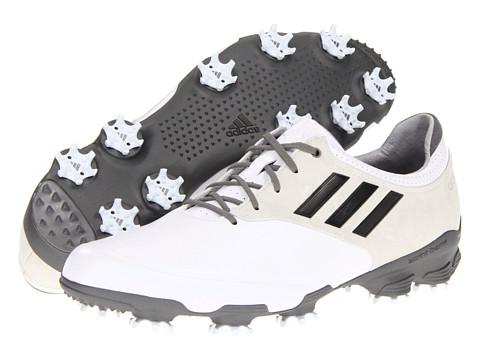 Adidasi adidas - adiZERO Tour - Running White/Black/Dk.Silver Metallic