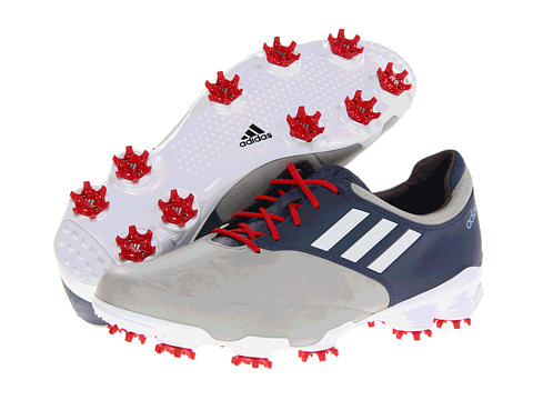 Adidasi adidas - adiZERO Tour - Light Grey/Running White/Uniform Blue