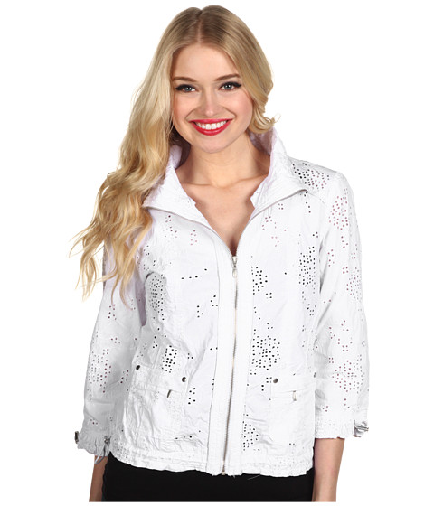 Sacouri Christin Michaels - Savana Jacket - White