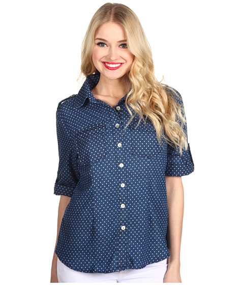 Tricouri Christin Michaels - Marisa Top - Polka Dot