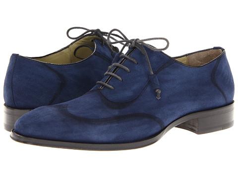 Pantofi Mezlan - Nico - Blue