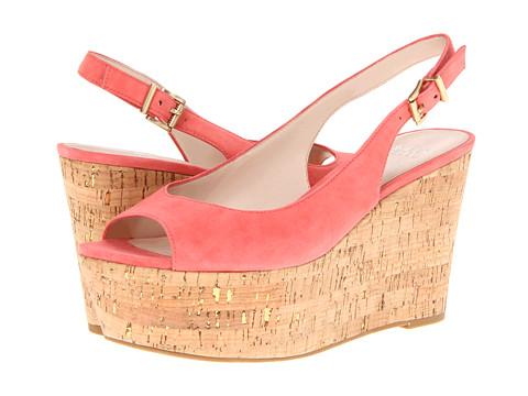 Sandale Pelle Moda - Gina - Coral Suede