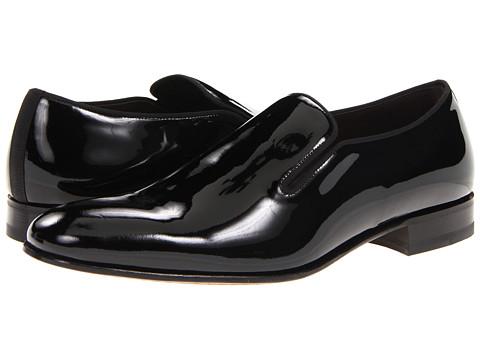 Pantofi Mezlan - Jacobs - Black Patent