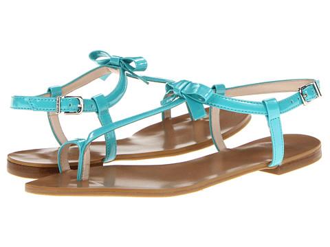 Sandale Pelle Moda - Hettie - Bermuda Patent