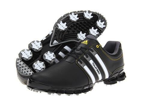 Adidasi adidas - Tour360 ATV M1 - Black/White/Vivid Yellow