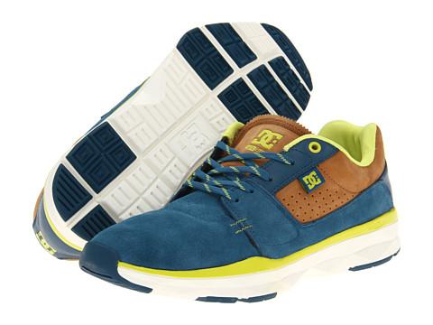 Adidasi DC - Player - Blue