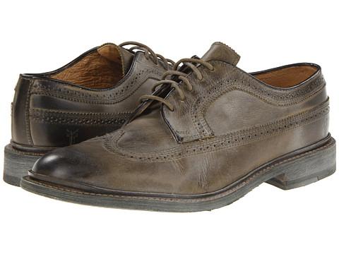 Pantofi Frye - James Wingtip - Fatigue