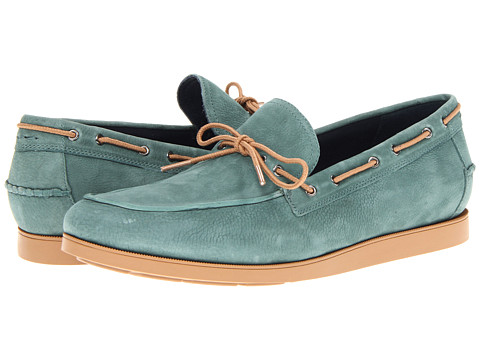 Pantofi Cole Haan - Air Mason Camp Moc - Botanical/Tobacco