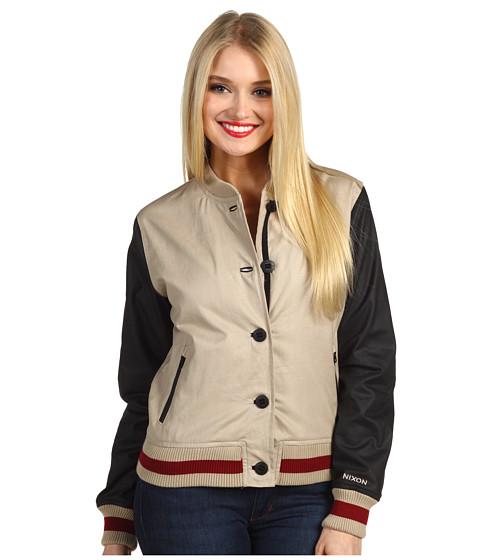 Geci Nixon - Campus Jacket - Khaki