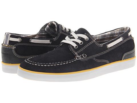 Pantofi Clarks - Jax - Navy Suede