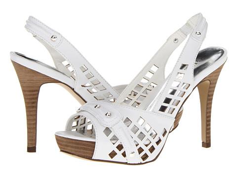 Pantofi GUESS - Birdy2 - White
