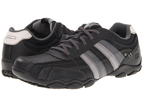 Adidasi SKECHERS - Diameter-Vassell - Black/Charcoal