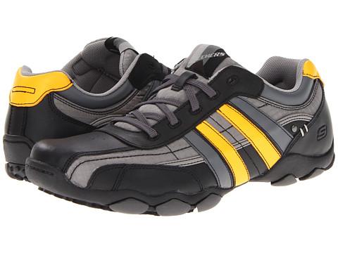 Adidasi SKECHERS - Diameter-Vassell - Black/Silver