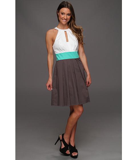 Rochii Jessica Simpson - Cutout Halter Dress - Multi