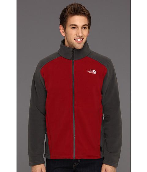 Bluze The North Face - RDT 300 Jacket - Biking Red/Asphalt Grey